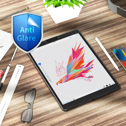 Brand New Paper-Like Anti Glare Matte PET Screen Protector for iPad 9.7 iPad Pro 10.5 inch Paper Texture Screen Protective Film Islamabad