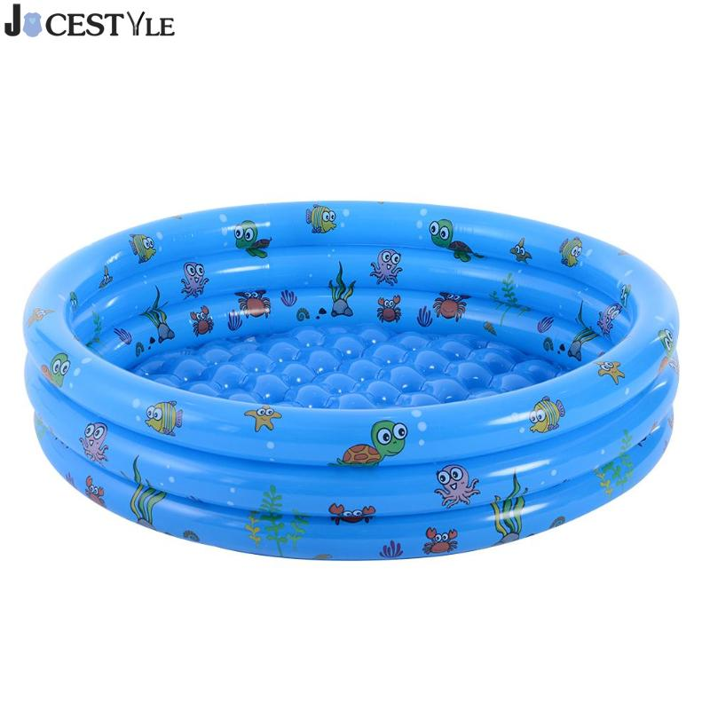Inflatable Pool Baby Swimming Pool Piscina Portable Outdoor Children Basin Bathtub Kids Pool Baby Swimming Pool Water Play Toy