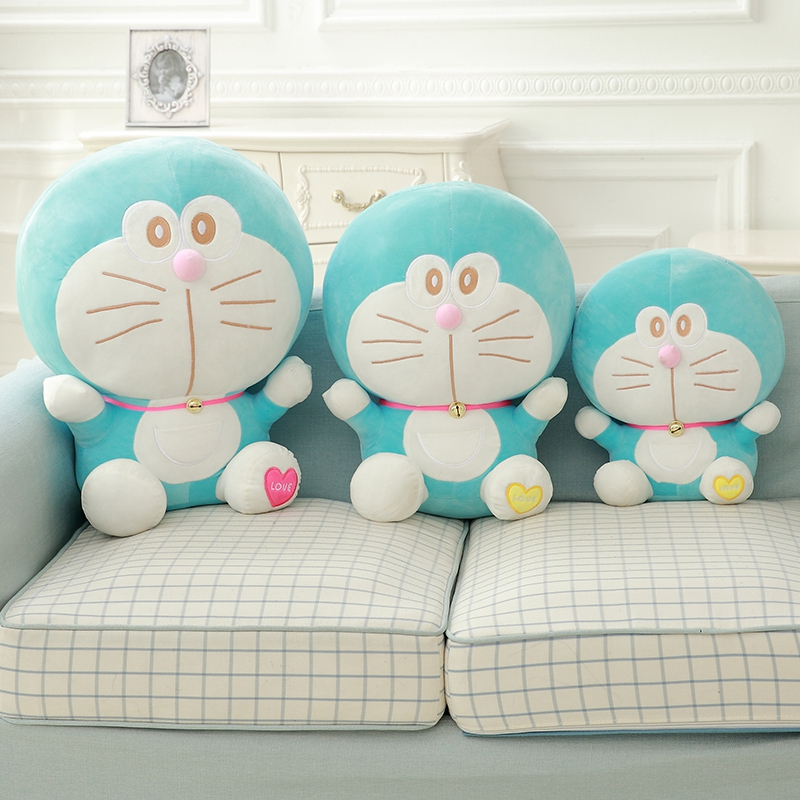 28cm Stand By Me Doraemon Plush toy doll Cat Kids Gift Baby Toy Kawaii plush Anime Plush