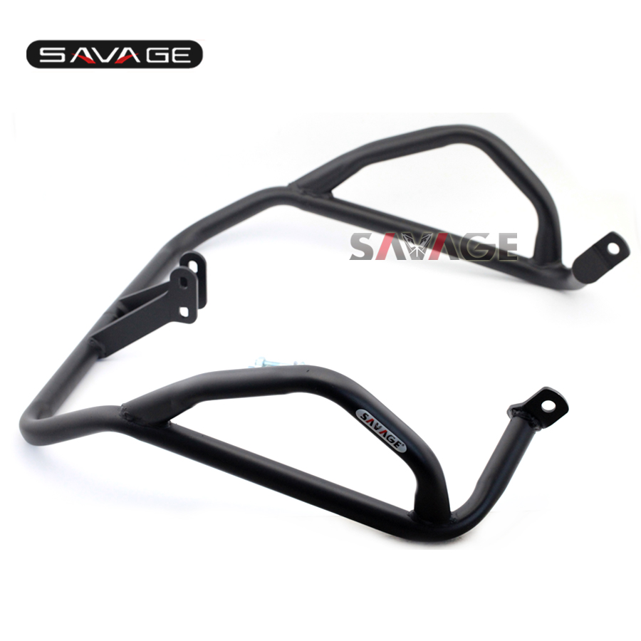 Fairing/Cowl Crash Bar For HONDA CB500X CB400X 2013 2014 2015 2016 2017 2018 Motorcycle Front Extension Frame Protector Guard