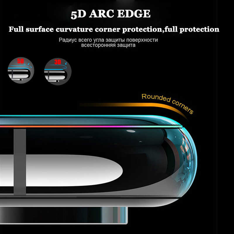 5D redmi Note 6 pro verre redmi note 5 pro verre de protection pour xiaomi redmi 5 plus note 5 redmi 5 film d'écran xiomi redme 9 h