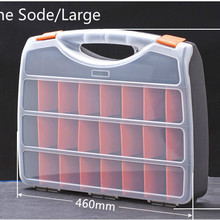 Screw Box Tool Box Plastic Parts Box Of The Electronic Eleme