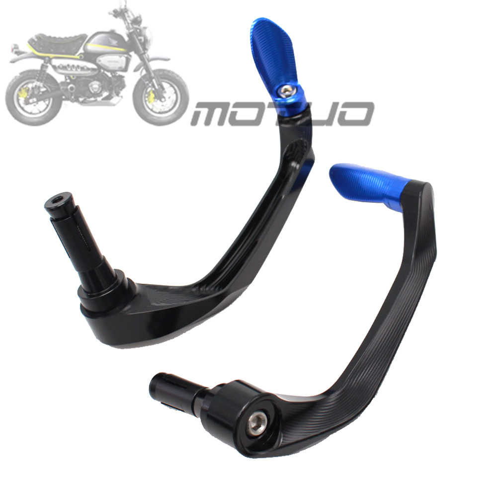 For SUZUKI SV650 SV650S SV 650 Motorcycle 7 8 quot 22mm Universal Handlebar Grips Guard Brake Clutch Levers Guard Protector in Covers amp Ornamental Mouldings from Automobiles amp Motorcycles