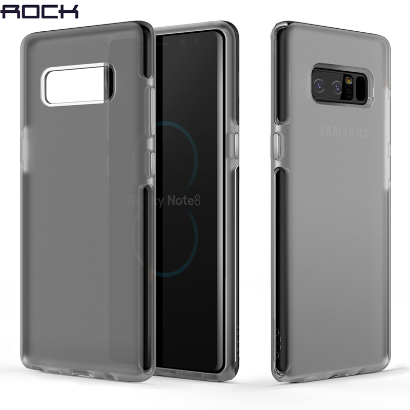 For Samsung Galaxy Note 8 Case, Rock Guard Series Phone Case For Samsung Note 8 Back Cover Protector Shell Shield For Note8