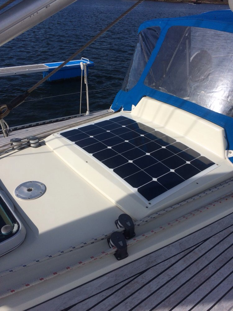 Shop DIY yacht boat marine RV 12V battery charging outdoor