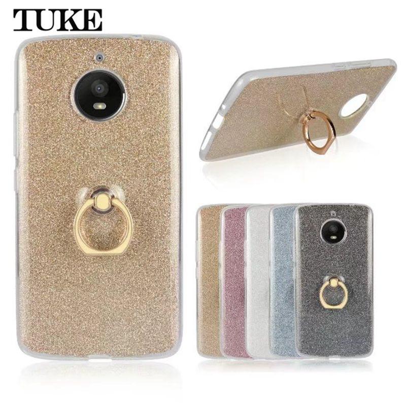 Tuke For Phone Case Moto E4 Plus Cover Shockproof TPU Case For Moto