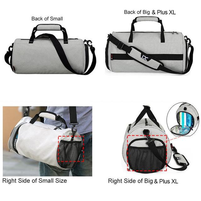 Waterproof Gym Shoulder Bag