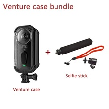 New Version Insta360 ONE X Venture Case Insta 360 5m Diving Waterproof Housing Shell Protective Case for Insta360 Accessories