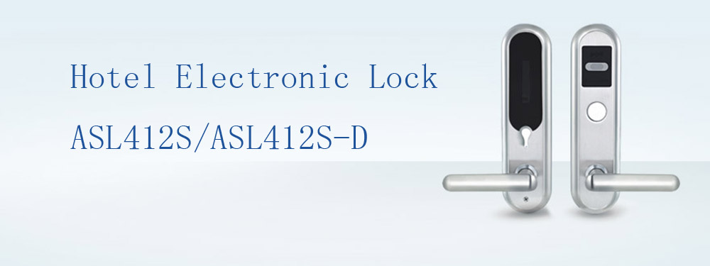 DAHUA electronic door lock Hotel Electronic Lock Without Logo ASL412S/ASL412S-D