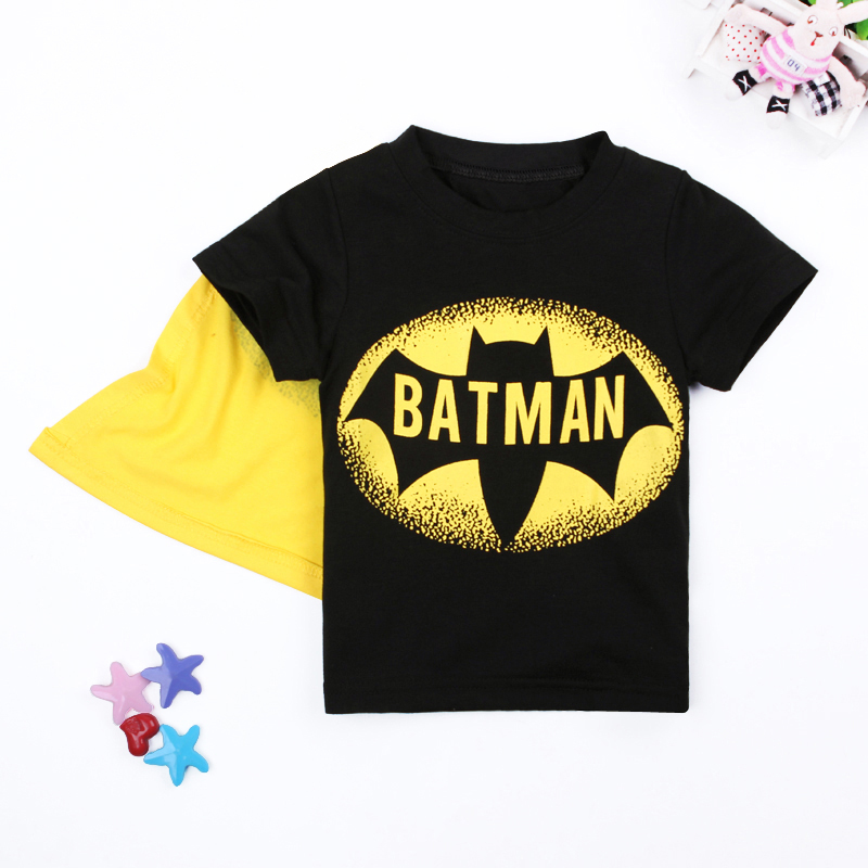 Batman kids childrens T shirt