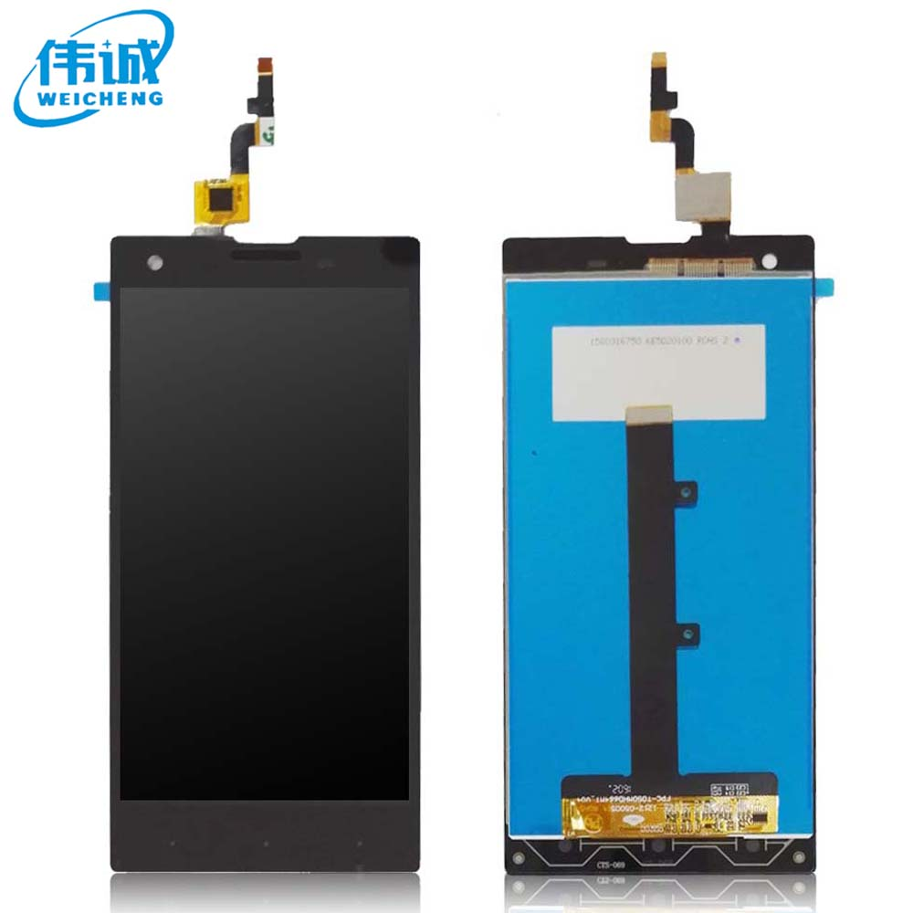 Touch Screen Digitizer Lens Sense Assembly Black TW For LG G4 H818 LCD Display