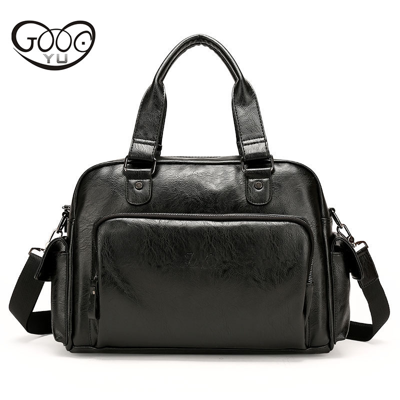 Leather men bag Europe and the United States trend retro handbag men leisure business single shoulder twill computer briefcase dreambox europe and the united states men s wear thick soled shoes horsehair breathable leather shoes