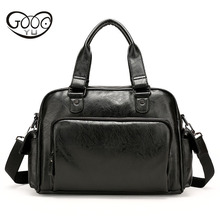 Leather men bag Europe and the United States trend retro handbag men leisure business single shoulder twill computer briefcase aetoo europe and the united states leather men s bag leisure business briefcase first layer of leather cowhide shoulder messenge