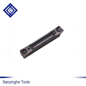 free shipping high quality 10pcs /lots Cemented coated carbide cutting off and grooving insert MGMR300-8D-PT- PC5300