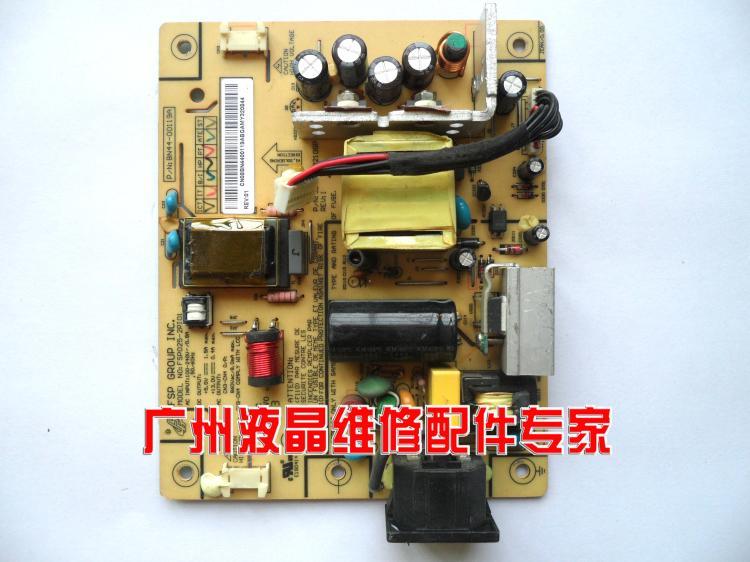 Free Shipping>Original 100% Tested Work  510N 510NW power board FSP025-2PI01 high voltage power supply board BN44-00119A free shipping original 100% tested work jsi 190401f c la961 la970 sh7188 la760 power supply board c 170d 1