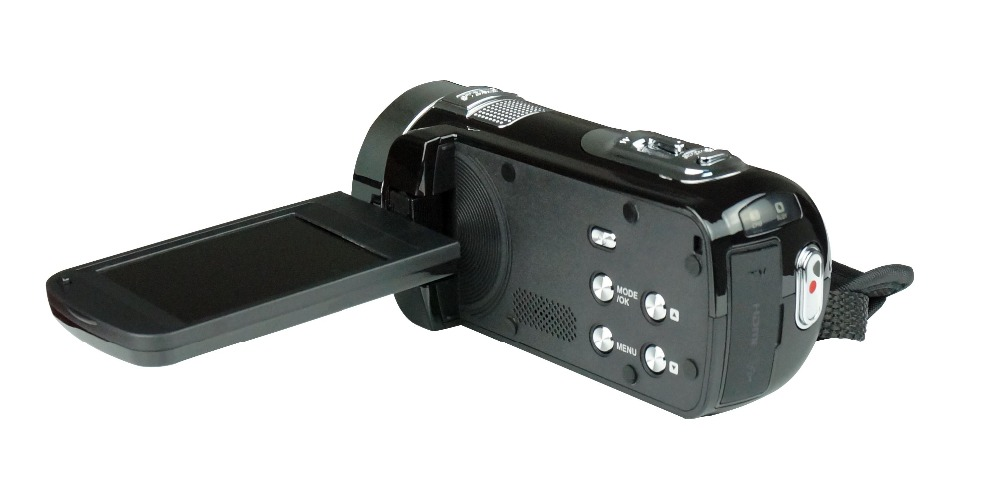 Free shipping camcorder with .Built in 8 scenarios