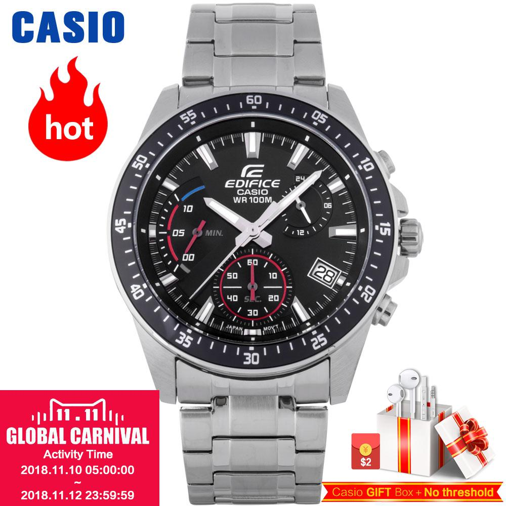 CASIO fashion casual dial quartz waterproof pointer men's watch EFV-540D-1A EFV-540D-1A2 EFV-540D-2A casio efv 520d 1a