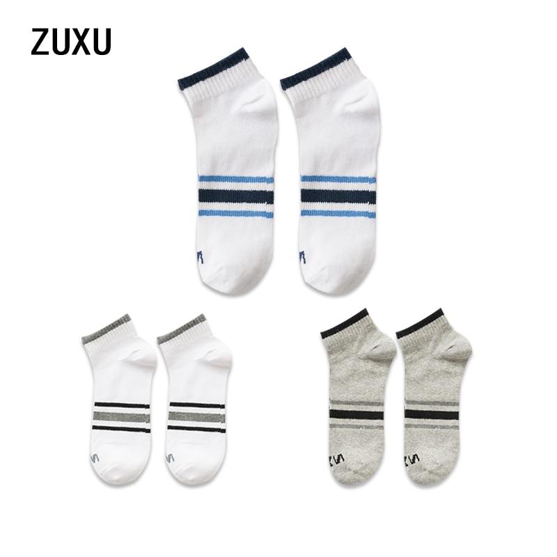 men's socks and socks cotton sweat deodorant socks stripes wild men socks