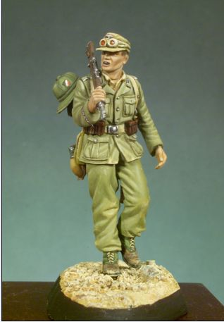 1:35  German Mountain Division Soldiers