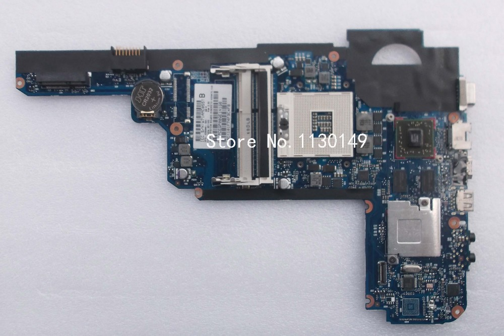 все цены на  Free shipping 636944-001 mainboard for HP pavilion DM4 DM4T DM4-2000 laptop motherboard tested well  онлайн