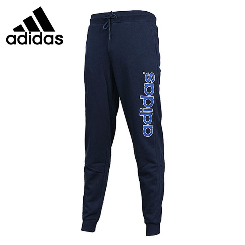 Original New Arrival Adidas Men's Knitted Running Pants Sportswear original new arrival adidas men s knitted pants sportswear