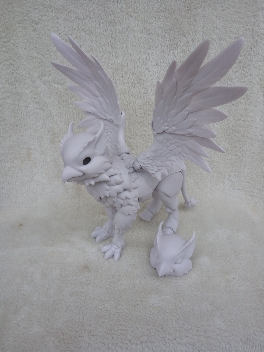 stenzhorn(stenzhorn) Bjd doll recast high quality lion hawk free eyes stenzhorn stenzhorn   bjd 1 4 body model