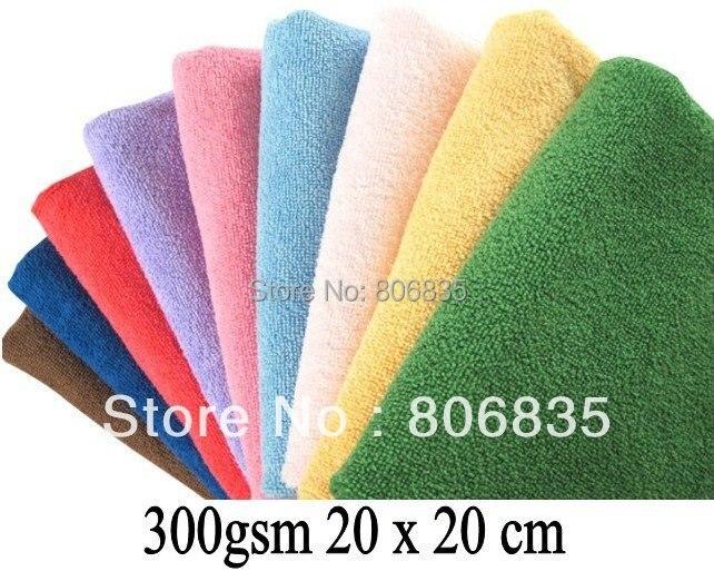 Paño De Limpieza De Microfibra 300gsm 20 Cm X 20 Cm, Trapos De Limpieza, Toalla De Cámara De Microfibra Para Pantalla De Lente, Productos De Limpieza Doméstica