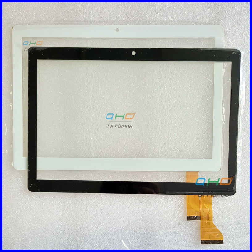 New Capacitive touch screen panel For 10.1'' Inch XLD1045-V0 Tablet Digitizer Sensor Free Shipping black new 8 tablet pc yj314fpc v0 fhx authentic touch screen handwriting screen multi point capacitive screen external screen