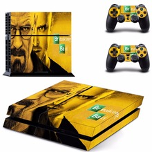 Breaking Bad PS4 Skin Sticker