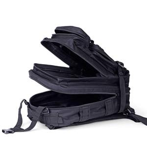 Image 5 - 20 30L unisexe militaire sac à dos tactique, hommes Trekking Sport voyage sacs à dos, Camping randonnée sacs de pêche