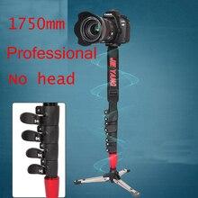 PROGO JY0506BT Professional aluminum Monopod For Video & Camera no Tripod Head Carry Bag JY0506T Upgraded  height 1750mm