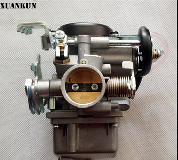 XUANKUN QM200GY GN200 GY200 Two-line Carburetor