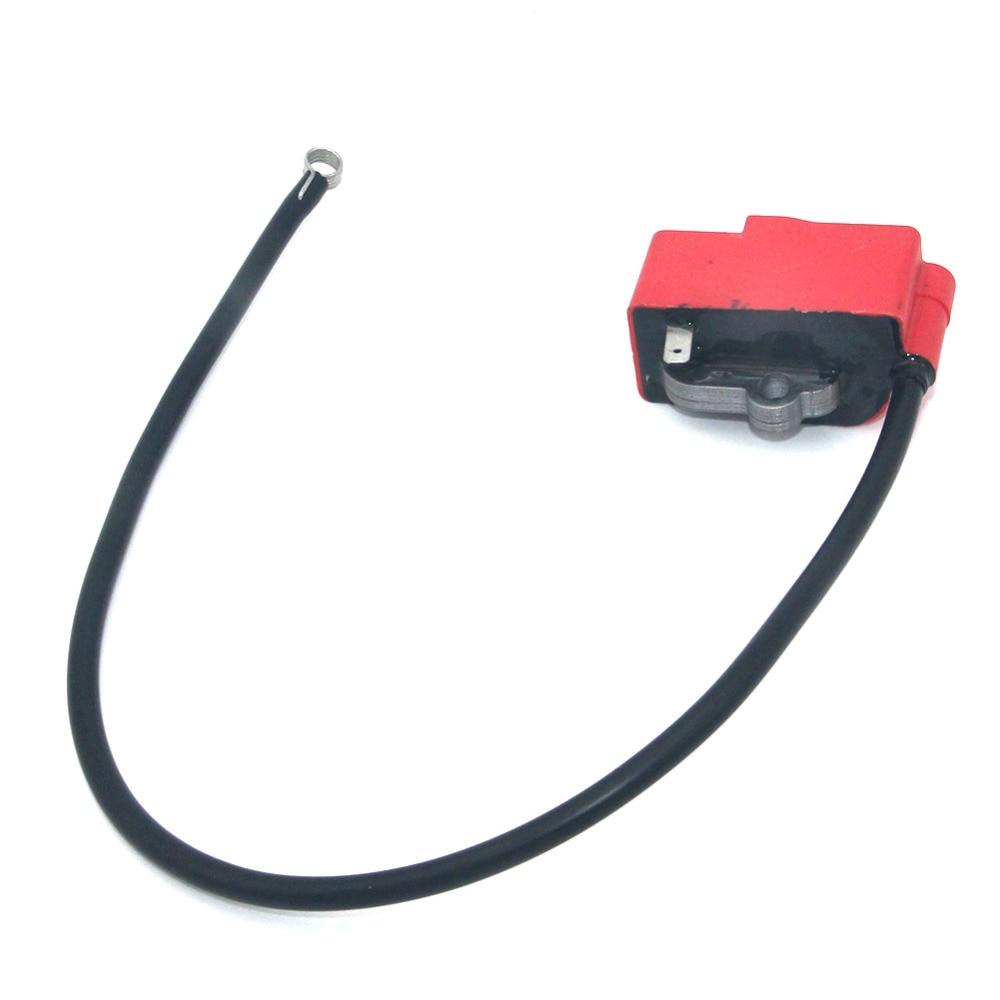 Gas Ignition Coil Module For Dolmar PC6112 PC6114 Makita EK6100 EK6101 Engine Magneto Replacement Parts#315 143100 123479-9