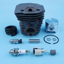Cylinder-Piston-Kit Chain-Saw Cs-2150 Jonsered for Cs-2149/Cs-2150/Cs-2152/..