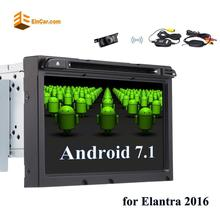EinCar Android 7.1 Car Stereo for Hyundai In Dash 2Din DVD Player GPS Navigation Bluetooth Radio Receiver Wireless Rear Camera