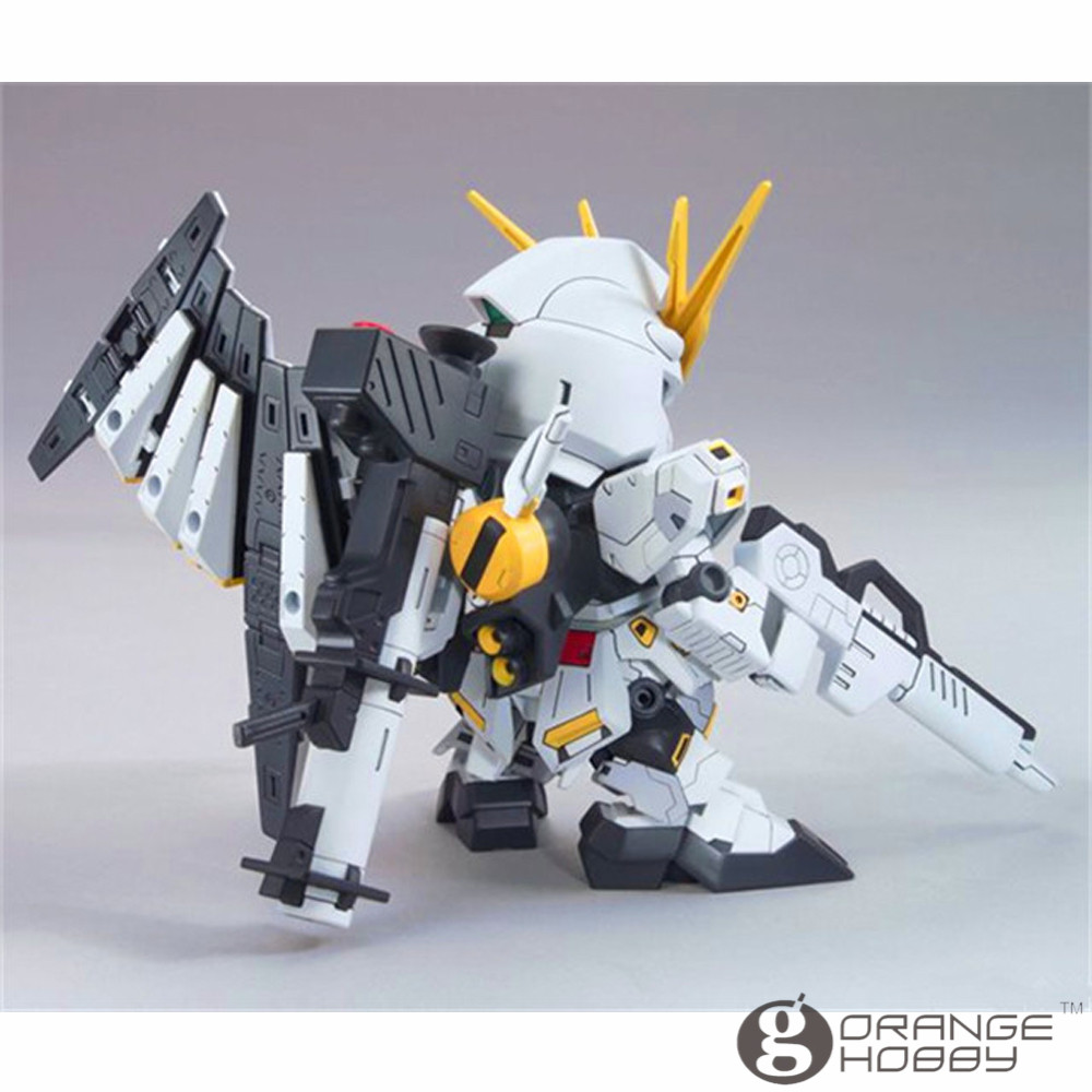 Ohs Bandai Sd Bb 387 Q Ver Nu Gundam Renewal Mobile Suit Original Model Kits V Assembly Oh In Building From Toys Hobbies On Alibaba