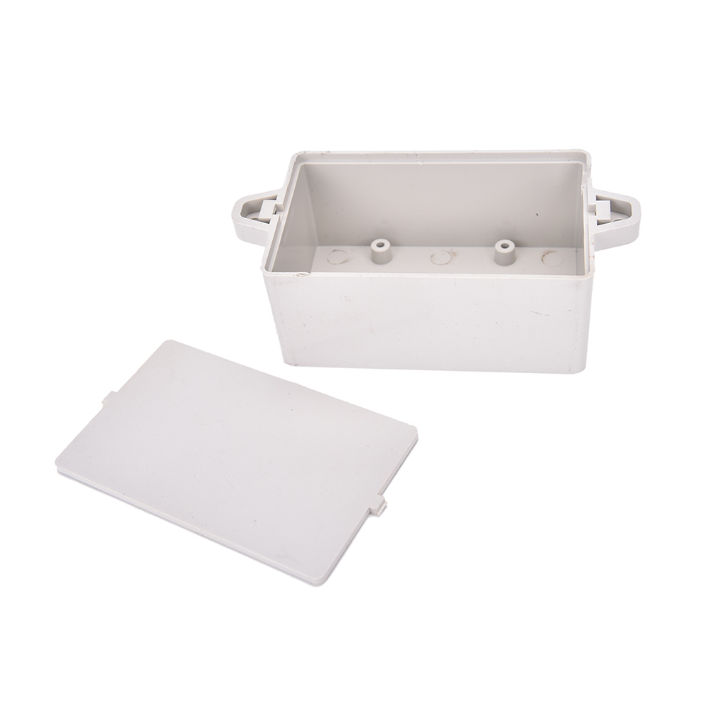 1PC Plastic PCB Instrument Box Enclosure Electronic Project Case DIY 85x50x20m