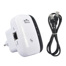 Wireless Wifi 802.11N/B/G Network Router 300Mbps Range Expander Signal Repeater Antenna Booster Extend wifi for Enterprise EU/US(China (Mainland))