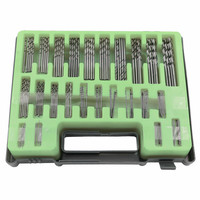 150pcs 0 4mm 3 2mm HSS Micro Bit Twist Drill Set Mini HSS Drill Precision With