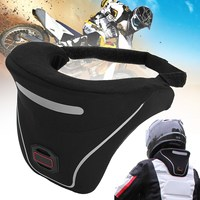 Motorcycle Neck Protector Motocross Off Road Racing Protective Neck Brace Long Distance Riding Reduce Riding Fatigue