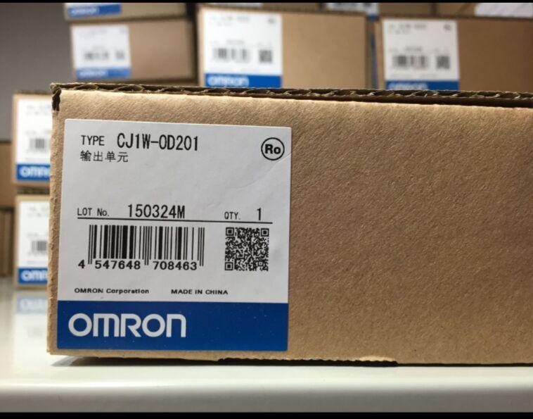 OMRON new module CJ1W-OD201 warranty for one yearOMRON new module CJ1W-OD201 warranty for one year