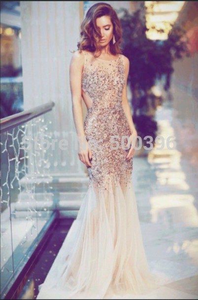 grande sconto chiaro e distintivo godere del prezzo di sconto Intellettuale Della Sirena Prom Dresses vestido de festa ...