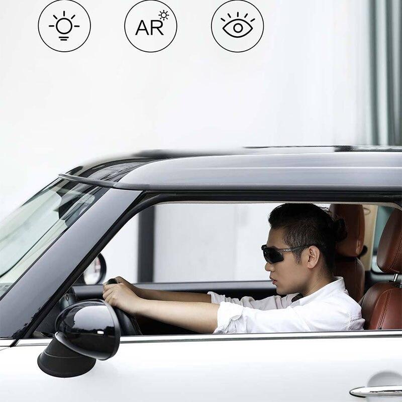 Xiaomi Mijia Turok Steinhardt TS Driver SunglassesTS Nylon Polarized Stainless SunGlass UV400 for Travel,outdoor Driving unisex (13)