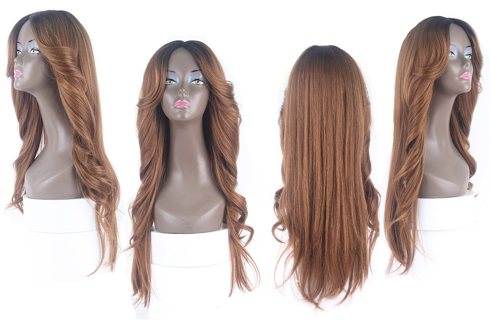 lace wig brown