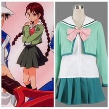 The prince of tennis seishun academia de anime femenino invierno uniformes de halloween cosplay