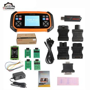 OBDSTAR X300 PRO3 X-300 Key Master with Immobiliser + Odometer Adjustment +EEPROM/PIC+OBDII+ For Toyota G & H Chip All Keys Lost