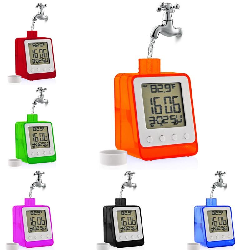 Online Buy Wholesale solar digital clock from China solar