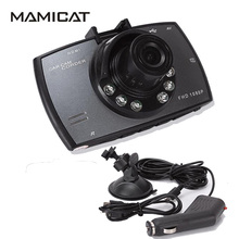 Newest Mini Car DVR 2 Lens Dual Cameras Dash Cam 2.7″ Full HD 1080P Vehicle Recorder 170 Degree Night Vision Dashcam