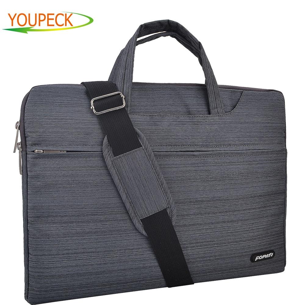 FOPATI Fashion font b Laptop b font Bag 15 6 14 13 12 11 inch Notebook