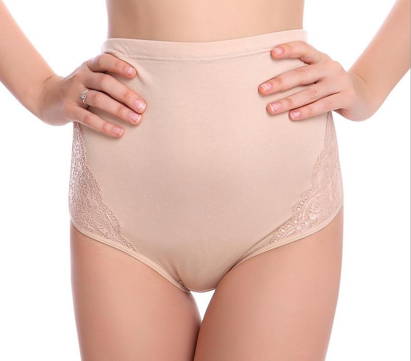 befad5fe3 HOFISH Womens Seamless Maternity Bamboo Fiber High Waist Over The Bump Pregnancy  Panties